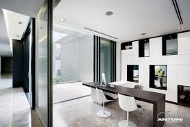 contemporary office. Contemporary Home Office Design Interior Photo Details - From These We Give A F