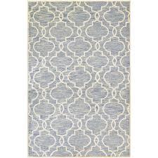 couristan madera doretta light blue white 6 ft x 8 ft area rug