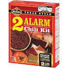 3 alarm chili