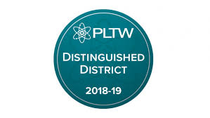 Pltw Sep Junior High And Willowbrook Elementary Receive National