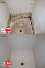 grouting shower ugly looking shower looks new again after cleaning and removing soap s grout shower