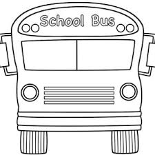 Small Picture A Typical American School Bus Coloring Page A Typical American