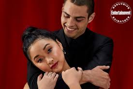 Sadly, no, noah and lana aren't technically dating. Lana Condor Noah Centineo Jordan Fisher Share The Love In Exclusive Ew Portraits Ew Com