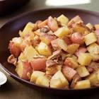 bacon  butter potatoes oktoberfest style