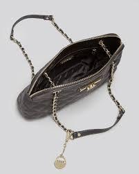 Lyst - Dkny Shoulder Bag - Gansevoort Quilted Adjustable in Black & Gallery Adamdwight.com