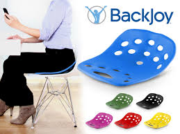 ergonomic chair cushion. Plain Cushion Backjoy Ergonomic Seat Cushion Intended Chair