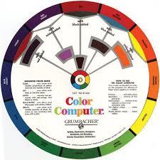 Grumbacher B 420 Color Computer