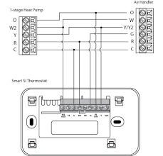rheem heat pump air handler wiring diagram wiring diagram and air conditioner heat pump faqs air conditioner thermostat wiring diagram