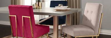 incredible modern dining room chairs inside contemporary kitchen for less overstock furniture brilliant