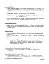 Google Drive Resume Template