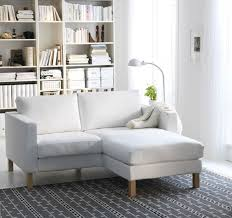 Sofa, Small Comfy Couch Mall Couches For Small Spaces Modern White L Shaped  Sofa White