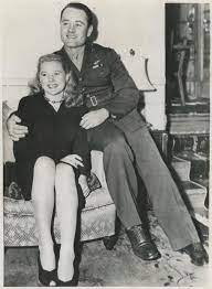 SCVHistory.com | People | WW2 Ace Pappy Boyington Takes 'Surprise Bride' to  See Newhall Attorney, January 1946.