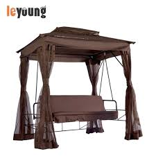 awesome 3 person patio swing for full size of porch swing patio swing with canopy garden elegant 3 person patio swing