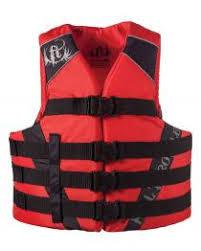 Full Throttle Life Vest Size Chart