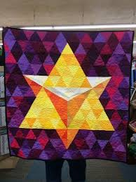 My Entry For The Project Quilting Triangulation Challenge Is Called