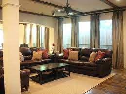Brown Walls Living Room Tan Gray Living Room Brown Wall Color Cream Fabric  Arms For What