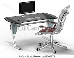 high tech office furniture. Office-style High-tech - Csp5369872 High Tech Office Furniture