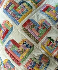 Best 25+ Heart quilts ideas on Pinterest   Heart quilt pattern ... & Customize the Block Size to Fit Your Vision for This Quilt! We instantly  fell in Adamdwight.com