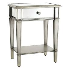 mirrored night stand dresser cheap price