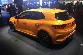 2018 renault megane rs review. brilliant 2018 new renault megane rs  rear on 2018 renault megane rs review
