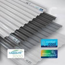 Laserlite Roofing In Melbourne Corrugated Greca And 5 Rib