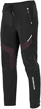 ROCKBROS Winter Cycling Pants Warm Ergonomics ... - Amazon.com