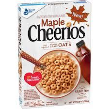 maple cheerios
