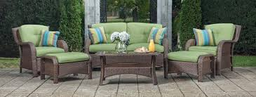 lazyboy patio furniture attractive conversation seating sets la z boy outdoor lazy with regard to 3
