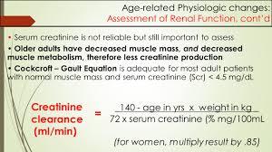 26 serum creatinine