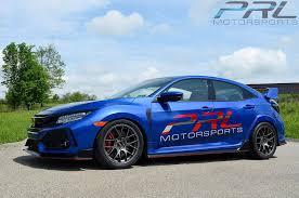 Honda Civic Wheel Size Chart Fk8 Civic Type R Wheel Tire Fitment Guide Apex Race Parts