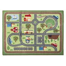 road floor rug palm tree rugs children s car floor mats melissa and doug play rug high pile rug
