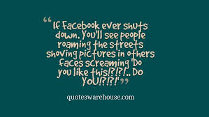 Facebook Picture Quotes Stunning Clever Facebook Quotes Warehouse