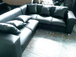 faux leather sofa bed argos couch repair kit new best vinyl
