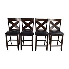 54% OFF Modani Modani High Bar Chairs Chairs