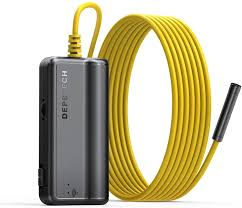 The sansido endoscope is a product meant mostly. Amazon Com Wireless Borescope Depstech Upgraded Hd 2 0 Mp Wifi Endoscope Rechargeable Inspection Camera With 2200mah Battery Snake Camera For Android And Ios Smartphone Tablet 11 5ft Camera Photo