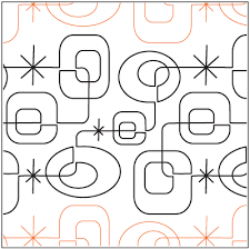 Pantograph Quilting Patterns