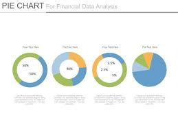 Pie Charts For Financial Ratio Analysis Powerpoint Slides