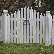 picket fence double gate. Interesting Picket Picket Wooden Gate Wood Pergola With Semi Private Fence By Elyria  Throughout Fence Double Gate N