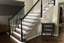 how to gel stain banisters without sanding practicallyspoiled com