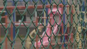 Image result for playground fence