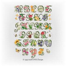 Cross Stitch Free Patterns Fascinating Free Cross Stitch Patterns By EMS Design The Free Pattern Archive