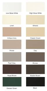 Almond Color Chart Color Chart Lg Gw Also Ideal Concept Almond Color Toilet