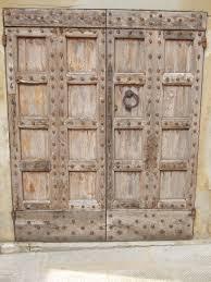 Antique Wood Door For Sale
