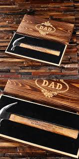 personalized carpenter hammer with engraved wood gift box personalized gifts and party favors