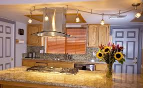 track lighting in kitchen. The Need To Constantly Carry Lighting Apparatus From Place Place, Not Too Comfortable. And Lamp Is Necessary Several Family Members Track In Kitchen P