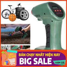 FREE SHIP] Máy bơm hơi xe ô tô cầm tay Portable Air Compressor MA-018 HÀNG  CHÍNH HÃNG💥SIÊU HOY💥