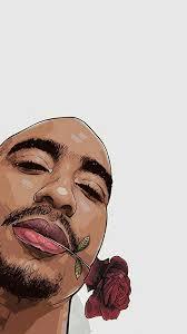 Pin by Aja Barnes on Photo Klick   Tupac art, 2pac art, Tupac wallpaper