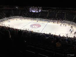 Nassau Coliseum Section 221 Hockey Seating Rateyourseats Com