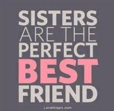 Best Sister Quotes Interesting 48 Best Sisters By Fate Friends By Choice Images On Pinterest