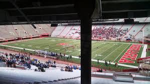 Memorial Stadium Nebraska Section 21 Rateyourseats Com